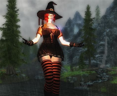 Cbbe Hdt Outfits | bewitching clothes cbbe hdt bodyslide conversion at skyrim