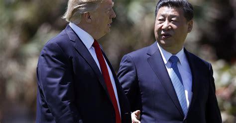 trump china north korea donald trump china s xi jinping talk about north korea as