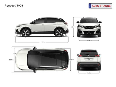 autofrance peugeot peugeot 3008 long term car rental in europe
