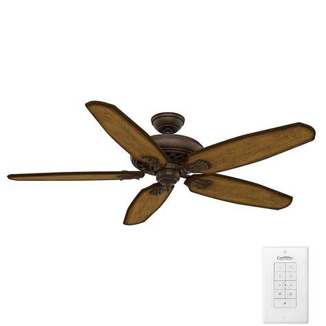 casablanca top fans casablanca fellini 60 in indoor provence crackle bronze