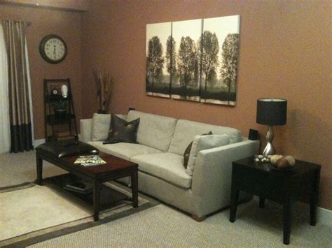 living room paint colors to match brown furniture www