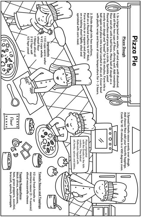 healthy eating coloring pages pinterest