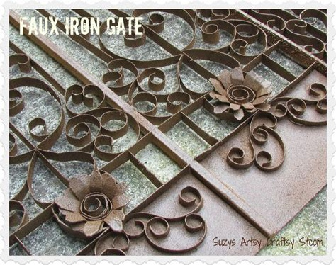 How To Make A Paper Iron - 17 best images about cardboard projects on