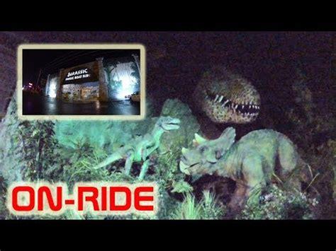 jurassic jungle boat ride cost jurassic jungle boat ride pigeon forge tennessee youtube