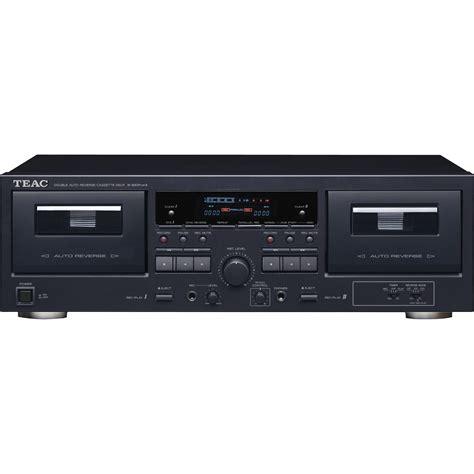 cassette player teac w 890rmkii auto dual cassette deck w 890rmk2