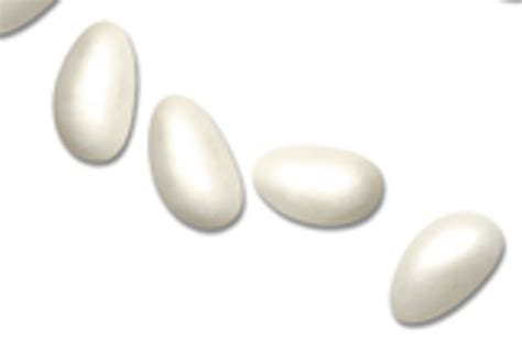 Whole Almond 1kg 1kg box pearlised sugared almonds whole almond ivory