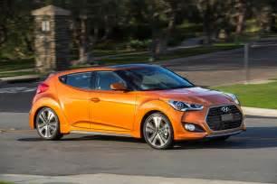 Hyundai Velositer 2016 Hyundai Veloster Look Motor Trend