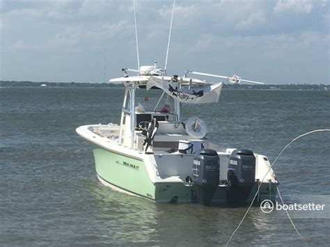 sea hunt boats charleston sc rent a 2011 27 ft sea hunt boats gamefish 27 in north