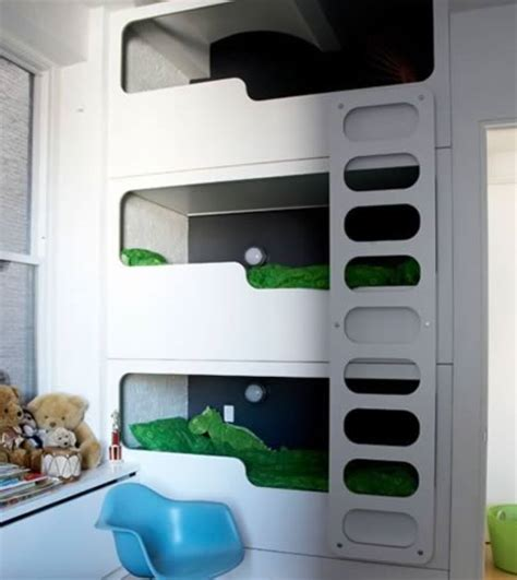 10 Weird But Totally Cool Bunk Beds Cool Bunk Beds Bunk Really Cool Bunk Beds