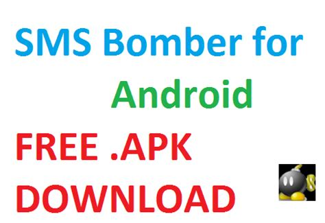 text bomber apk android info bulle