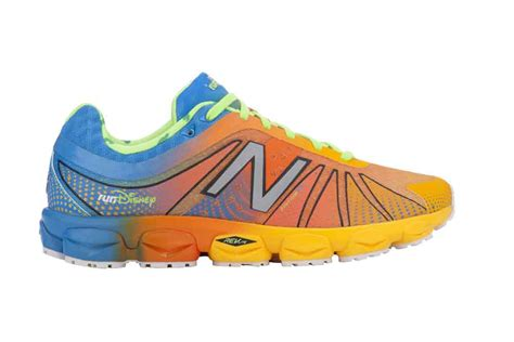 disney running shoes look at the 2014 new balance rundisney shoes