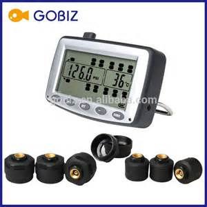 Trailer Tire Tpms Truck And Trailer Rv Motorhome Tire Pressure Monitoring