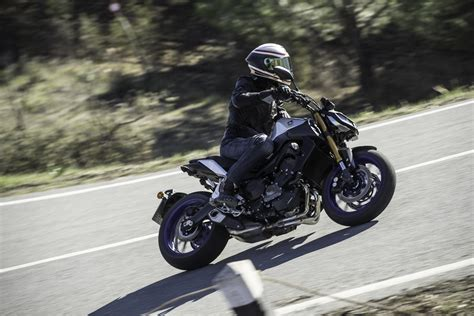 48 Ps Motorrad Wheelie by Yamaha Mt 09 Sp 2018