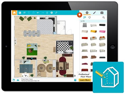 home design software for tablets 220 bersicht roomsketcher