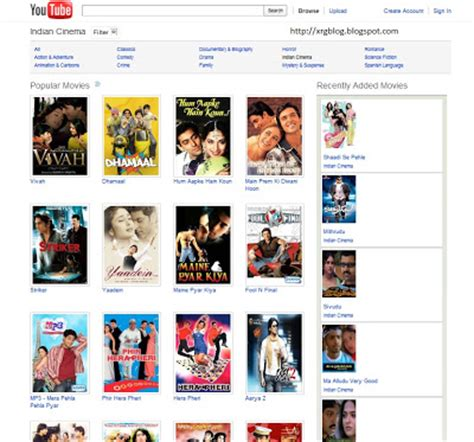 how to watch indian movies for free using xbmc and aj addon xrgblog watch full length bollywood movies on youtube for
