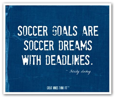 Soccer Quotes Great Motivational Soccer Quotes Quotesgram