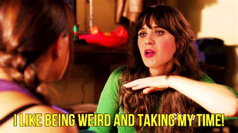 New Girl Meme - animated meme the new girl gifs