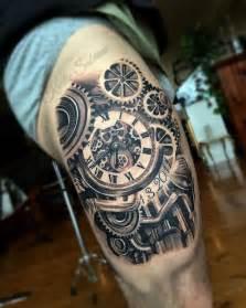best 25 clockwork tattoo ideas on pinterest tattoo