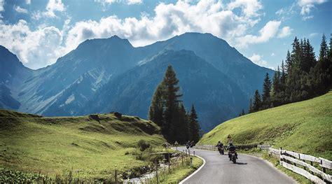 Motorrad Urlaub by Sommerurlaub F 252 R Motorrad Freunde Am Arlberg