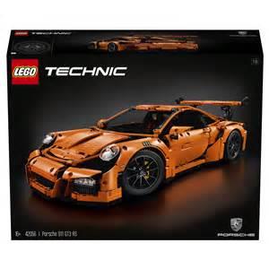 Lego Porsche 911 Technic Lego Announces Technic Porsche 911 Gt3 Rs From