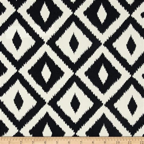 black white pattern material outdoor fabric designer fabric by the yard fabric com