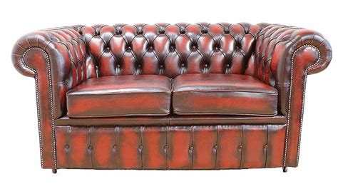 oxblood chesterfield sofa second chesterfield 2 seater oxblood leather sofa offer