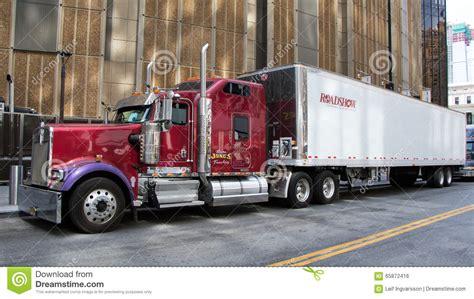 kenworth trucks usa kenworth truck editorial photo image of roadshow