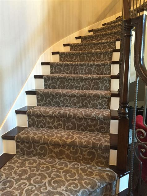 rugs on stairs 25 best ideas about patterned carpet on hallway carpet runners flooring ideas and