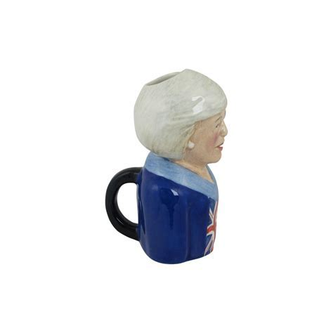 Theresa May Toby Jug Union Flag Special Edition Bairstow