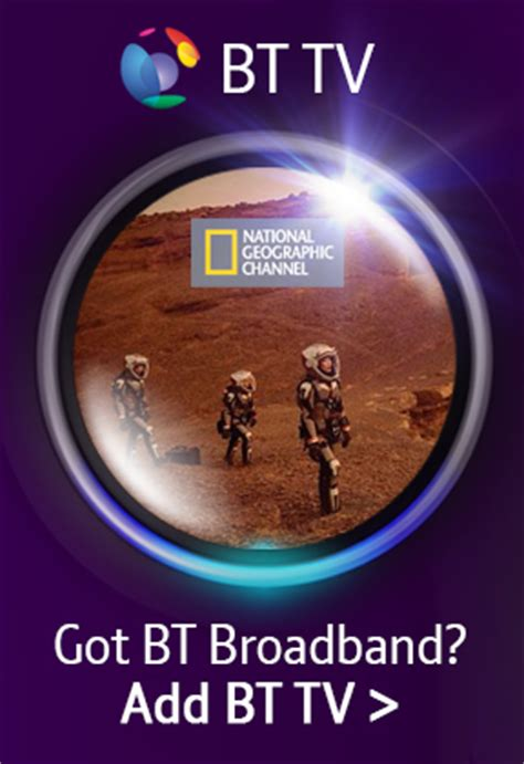bt broadband and tv deals for existing customers
