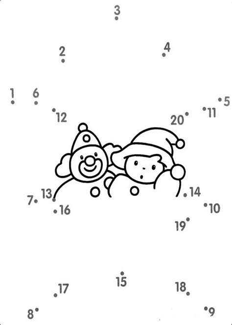 printable dot to dot numbers to 20 11 best images of dot to dot worksheets to 20 connect