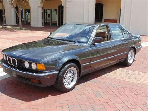 bmw e32 735i specs 1987 bmw 735i 5 speed spec german cars for sale