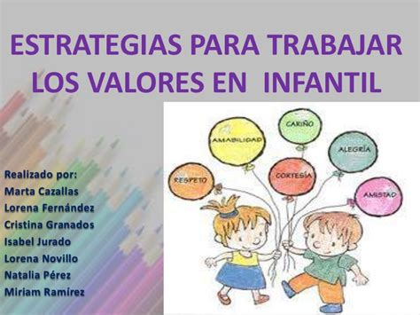 estrategias para la convivencia pacifica adecuada pictures to pin on tema 6 los valores