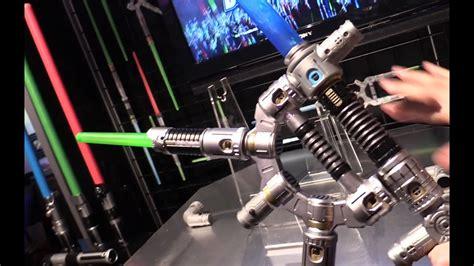 star wars blade builders light saber kit  toy fair