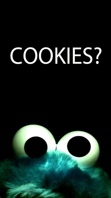 wallpaper for iphone cookie monster lockscreen tap to see more locked phone wallpapers