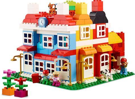 Die besten 25  Lego duplo haus Ideen auf Pinterest   Lego