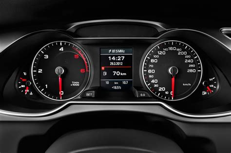 how make cars 2010 audi a4 instrument cluster 2013 audi a4 reviews and rating motor trend