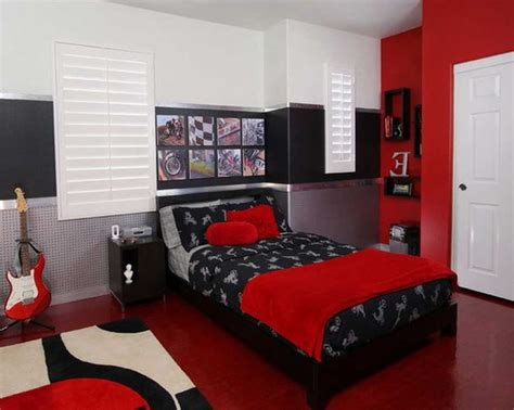dark red bedroom 11 best red black wall bedroom images on pinterest