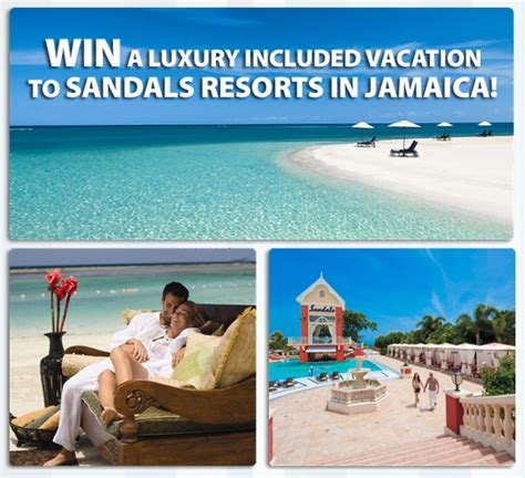 Jamaica Giveaway - win a trip for 2 to jamaica brought to you by cts