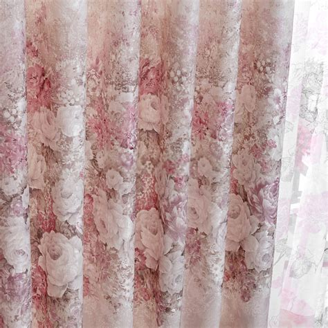 cheap place to buy curtains cotton and polyester printing home cheap panel curtains