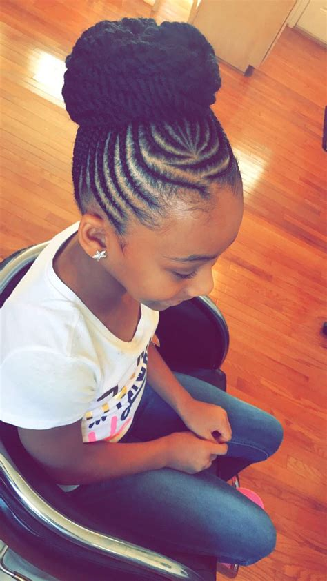 Hairstyles For Black Children by 1440 Best Black Hair Images On