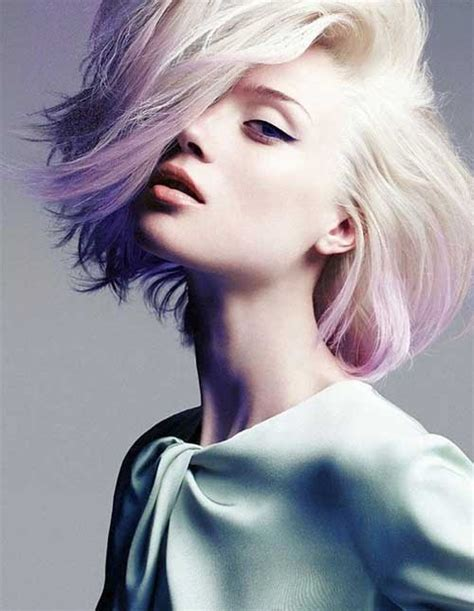 hairstyles with pastel colours 25 best short hair color short hairstyles 2017 2018