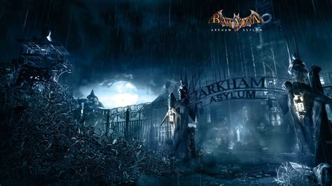 Wallpaper Batman Arkham Asylum | batman arkham asylum wallpapers wallpaper cave