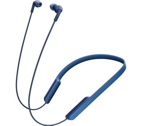 Headphone Sony Bass buy sony bass mdr xb70btl wireless bluetooth