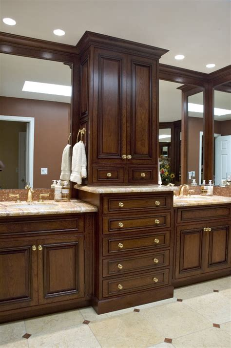 sink vanity with middle tower by theresa franklin asid 183 more info