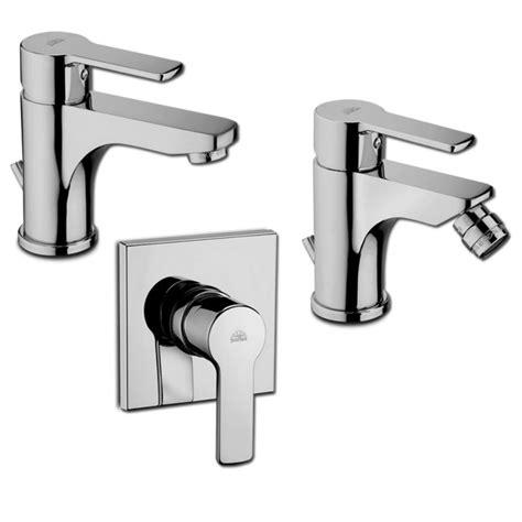 doccia per bidet rubinetto miscelatore paffoni per lavabo e bidet