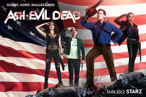 film ash vs evil dead ash vs evil dead cast hosts cus event msutoday