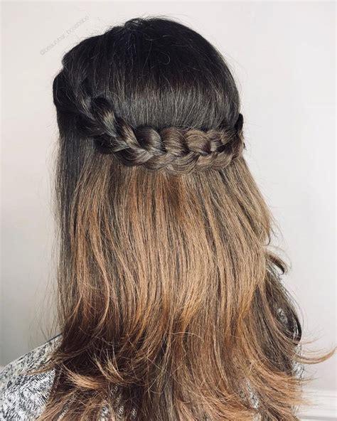 simple hairstyles   super easy trending