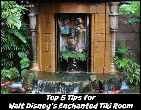 the tiki tiki tiki room song walt disney s enchanted tiki room adventureland magic kingdom