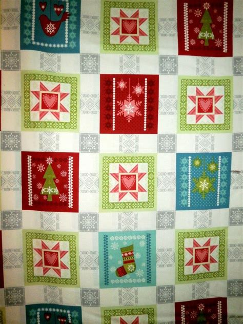 Tree Shop Quilts by Cotton Quilt Fabric Panel O Tree Blocks